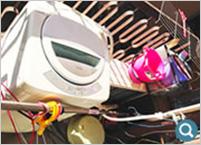 洗濯機とその他の回収