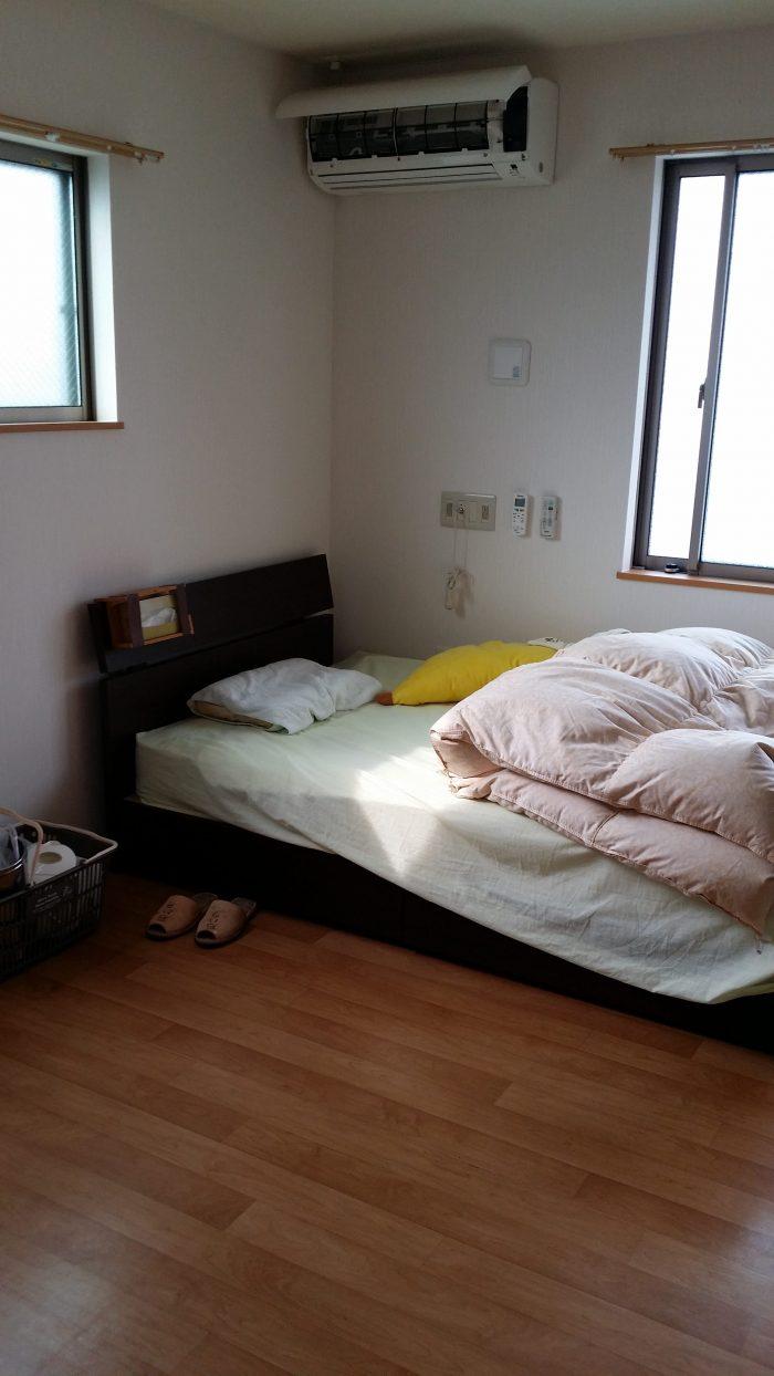 老人ホームに入られる為  お部屋のお片付け 撤去作業