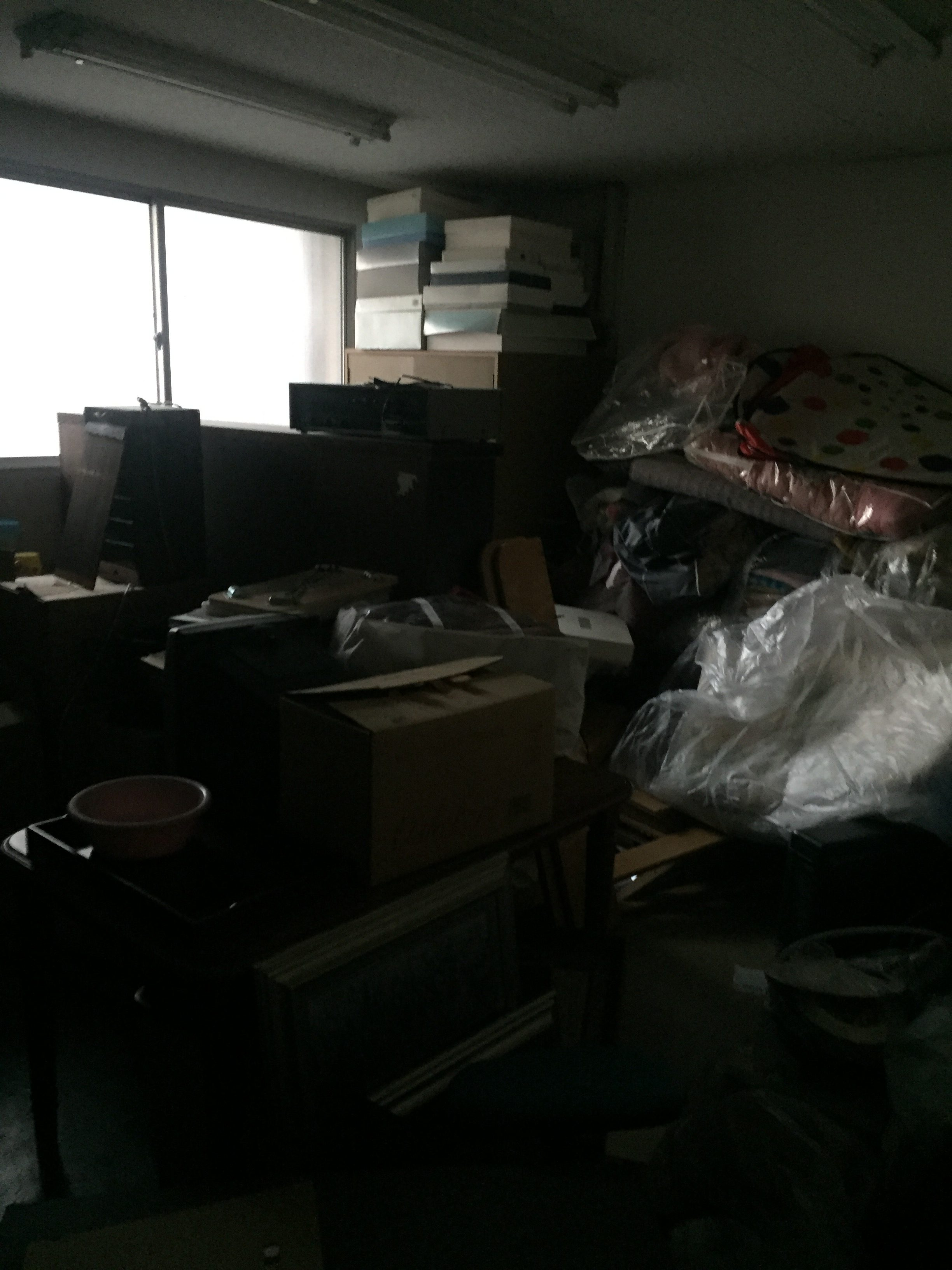 笠松町 解体に伴う一軒家片づけ