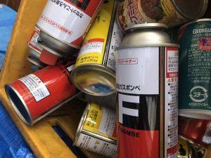 大阪 市 ゴミ スプレー 缶
